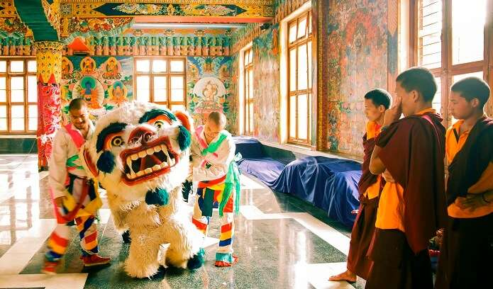 Festivals Observed In Rumtek Monastery