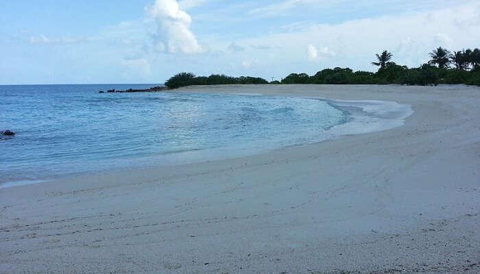 Feydhoo In Maldives