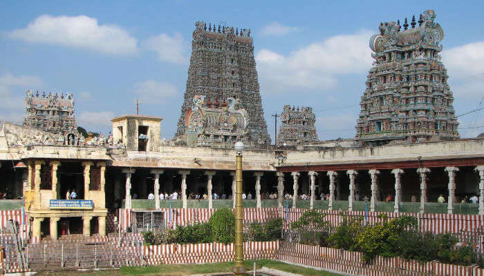 Temple in Madurai
