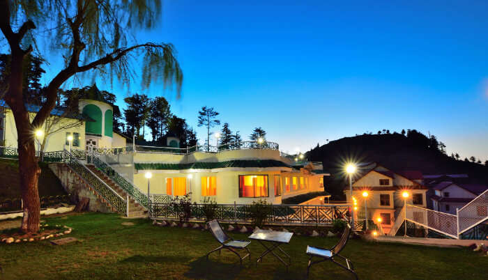 Beautiful Hill Resort in Shimla