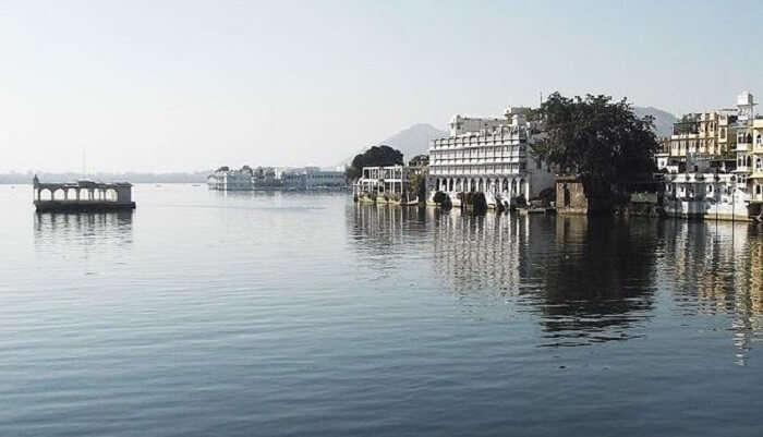 Gangaur Ghat In Udaipur