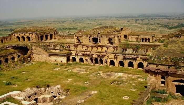 Garhkundar Fort View
