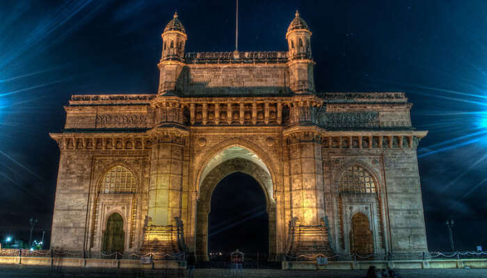 Famous Gateway of India