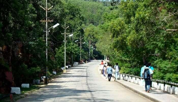 Ghat Road View
