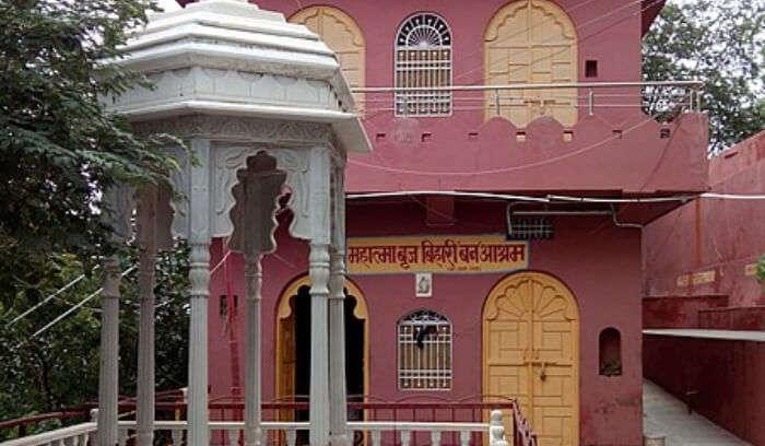 Gupteshwar Mahadev Temple in Udaipur