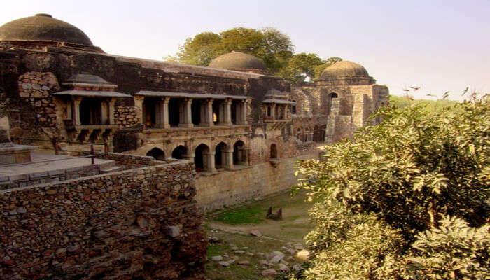 Hauz Khas In Delhi