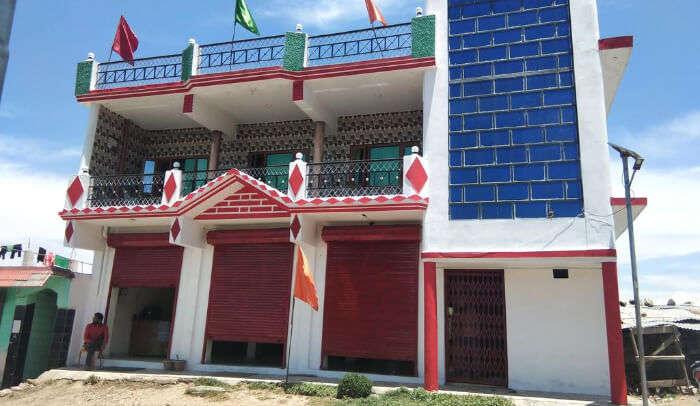 Himalayan Foxhole stay in Chakrata