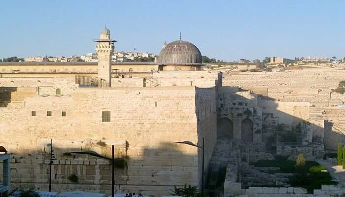 Historical Sites In Israel