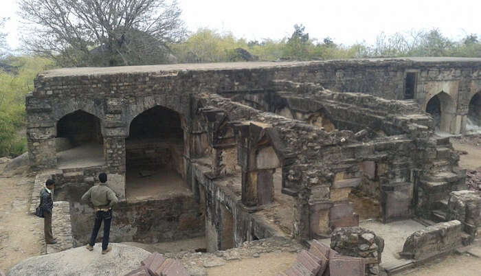Ancient Fort