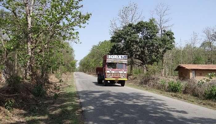 Hoskote Route