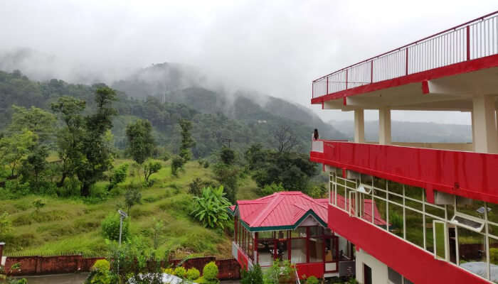 Hotel Bagora Heights, Palampur
