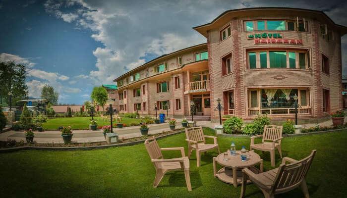 Hotel Baisaran in Pahalgam