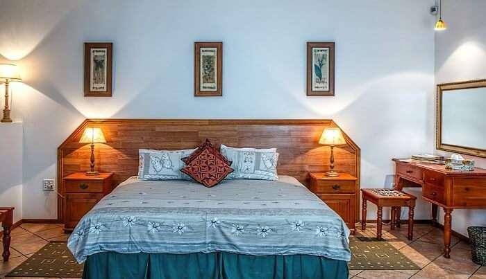 budget-friendly accommodation