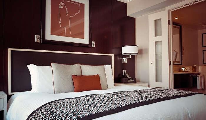 high-class accommodation