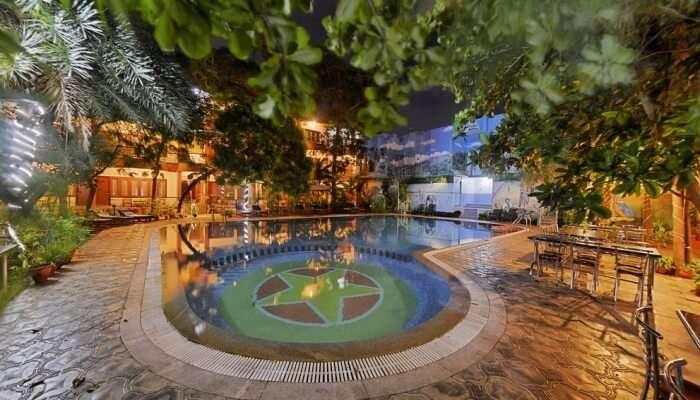 Hotel Mahabs In Mahabalipuram