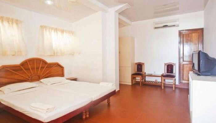 Hotel Marine Palace, Kovalam