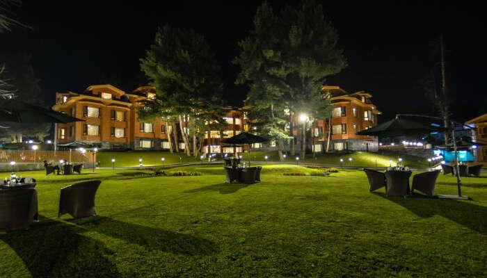 Hotel Royal Hilton in Pahalgam