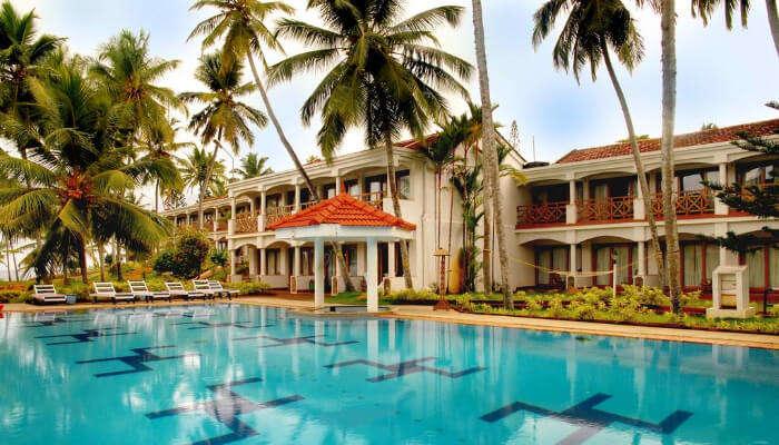 Hotel Samudra KTDC, Kovalam