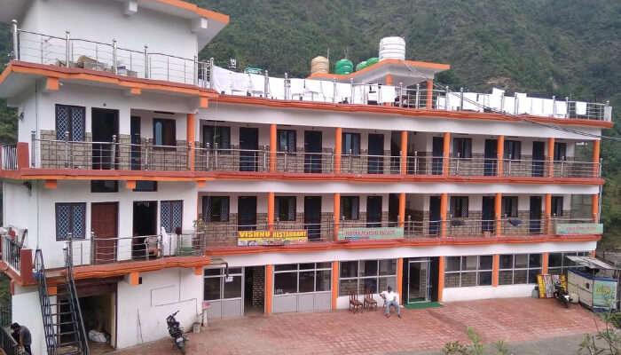 Hotel in and around Kedarnath