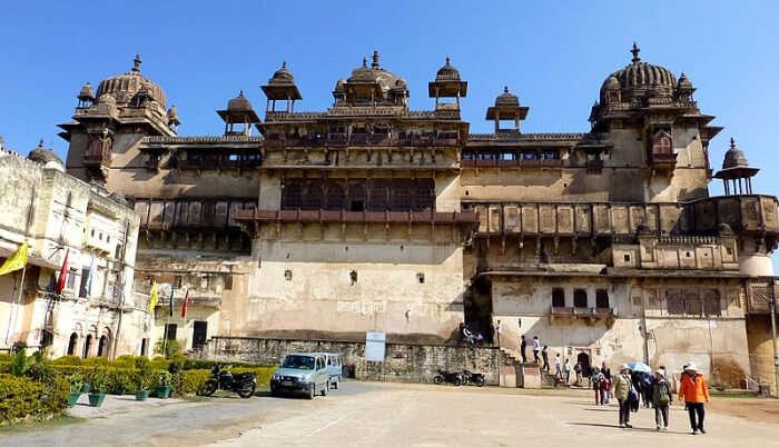 Tikamgarh Place in Madhya Pradesh