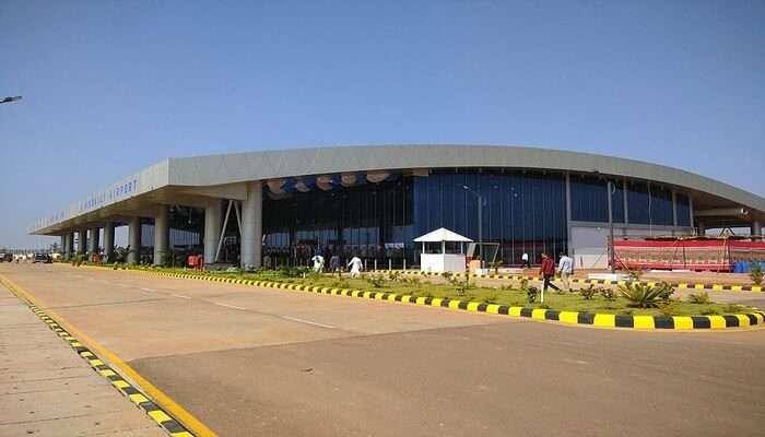Hubballi Airport