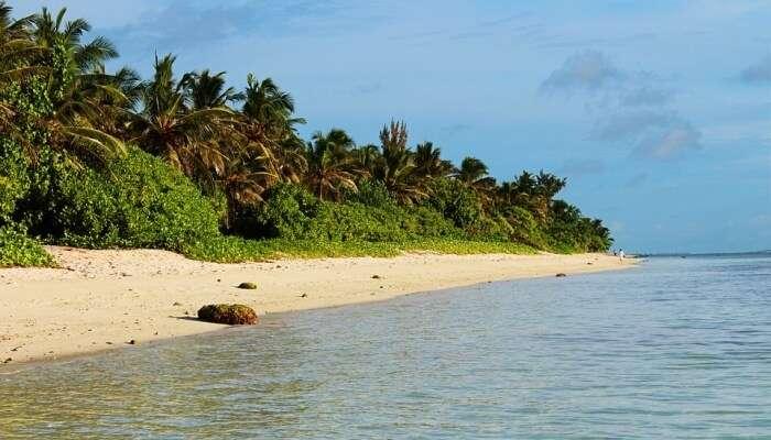 Hulhumale Island View