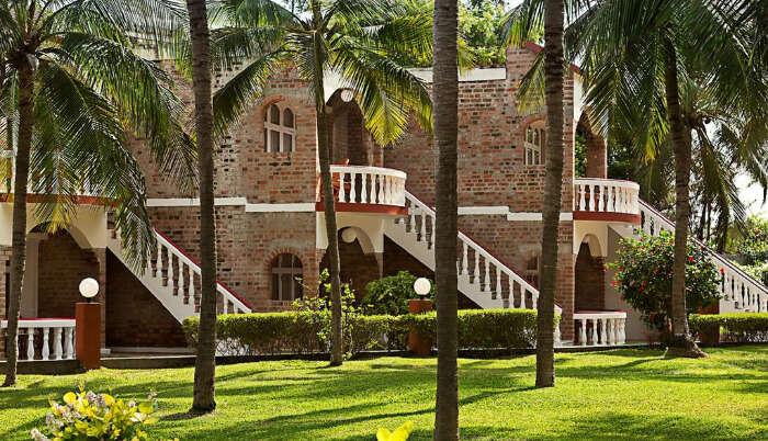 Stunning view of Resort