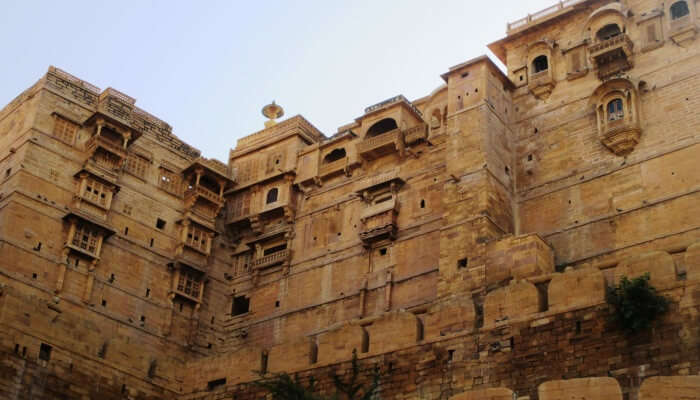 Fort Sightseeing in Jaisalmer
