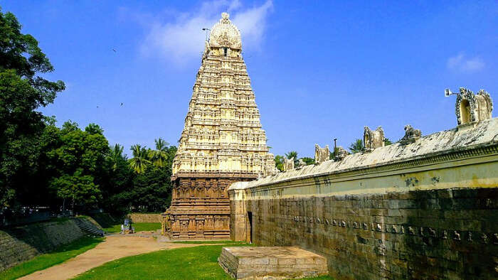Temple in Vellore
