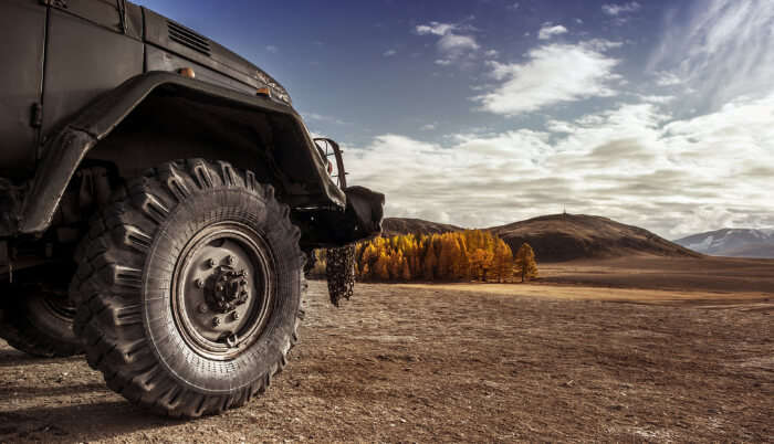 Experience Jeep Safari
