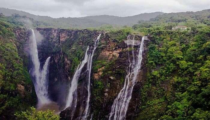 Visit The Gorgeous Falls