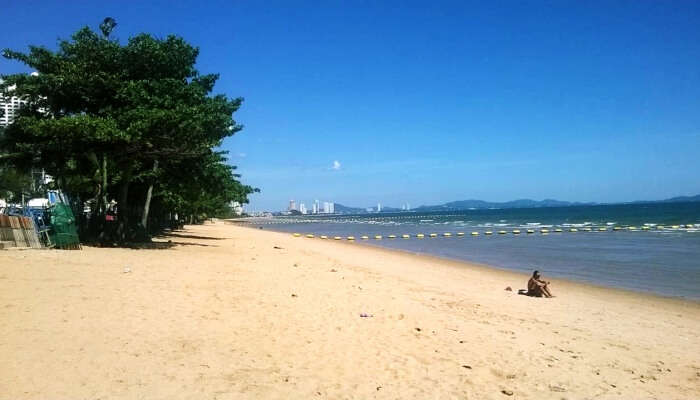 Jomtien Beach View