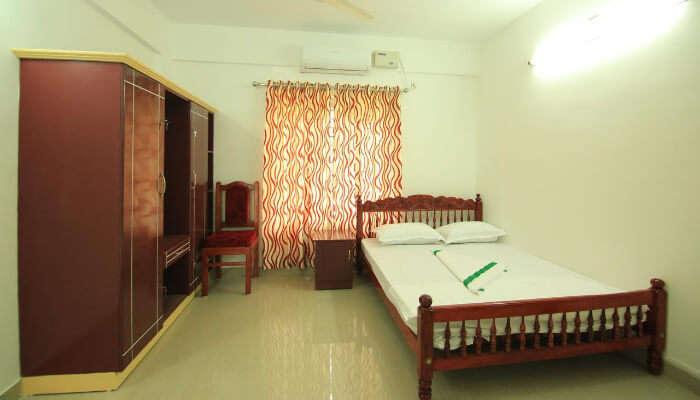 Jumayira Residency, Kovalam