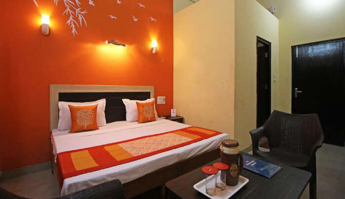 Beautifully Decorated Room
