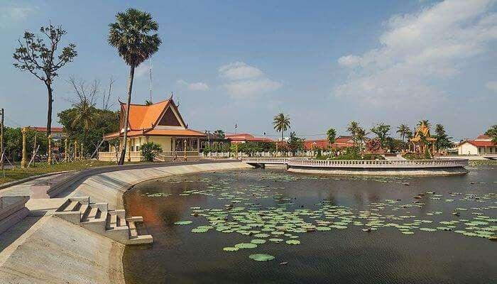 Kampot In Cambodia