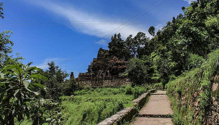 Sun Temple at Almora