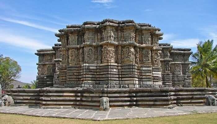 Kedareshwara Temple