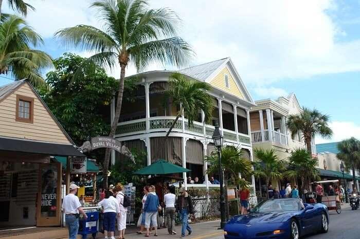 Day tour to Key West, Miami
