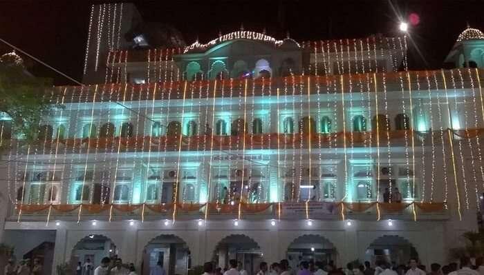 Khole Ke Ji Hanuman Temple In Jaipur