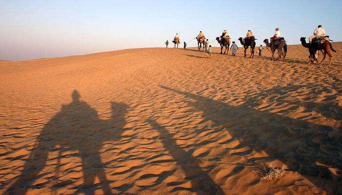 Desert of Khuri