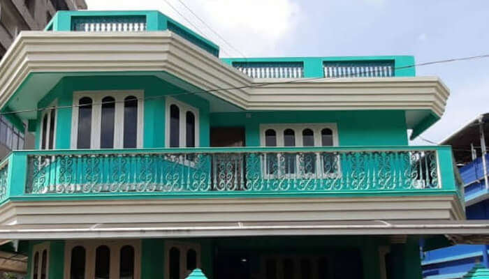 Kiranam Homestay In Thissur