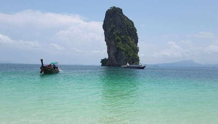Sea Thai The Andaman Sea Saber Koh Poda Sea
