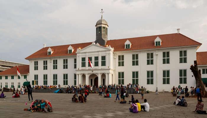 Kota Tua In Jakarta