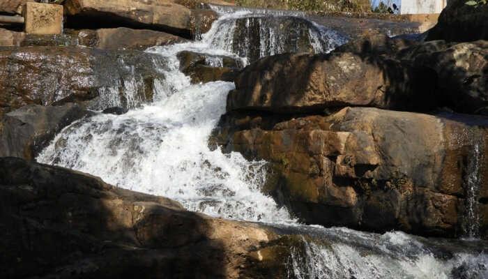 Kothapalli Waterfalls View