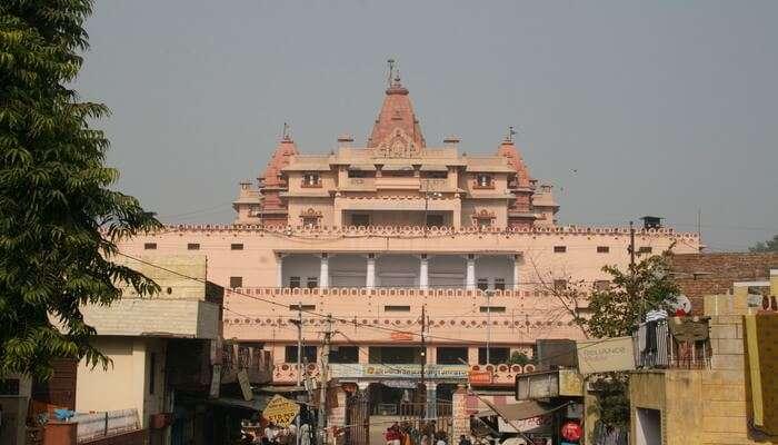 Krishna Janmasthan Temple