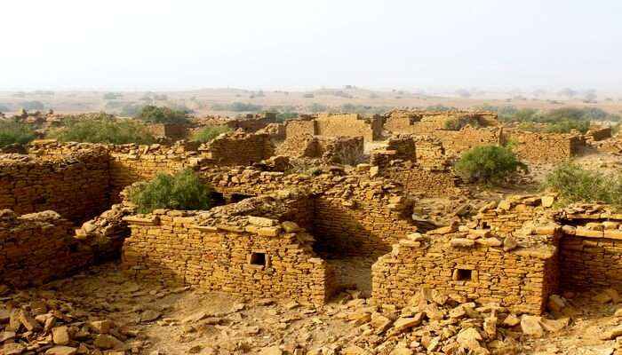 Kuldhara Village View