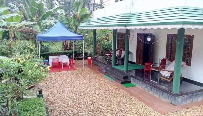 Kuttickattil Gardens Homestays
