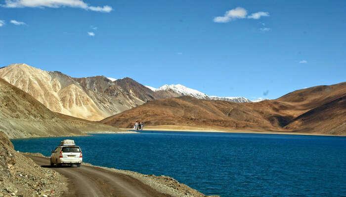 Ladakh Road Safari Car Rentals