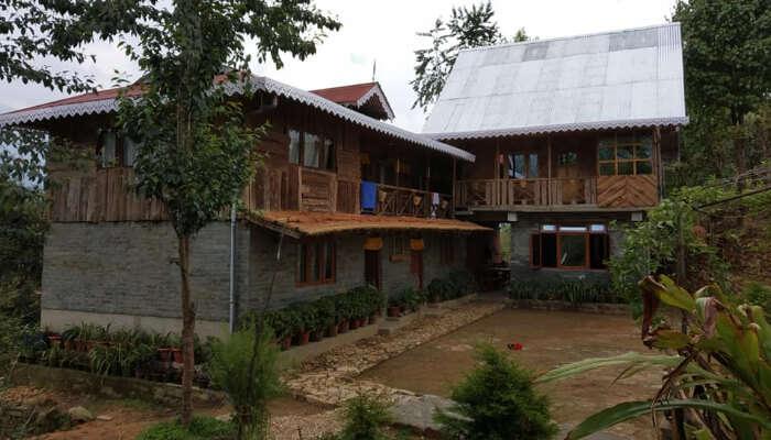 Lake View Nest Eco Retreat & Homestay, Sikkin