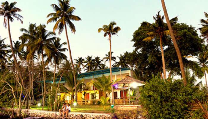 Beautiful Lake n River Resort